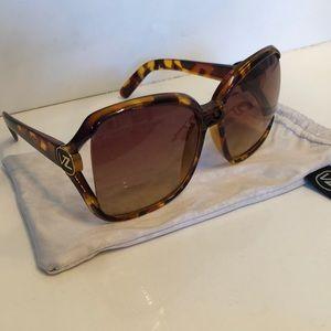 Von Zipper Dharma Tortoise Sunglasses
